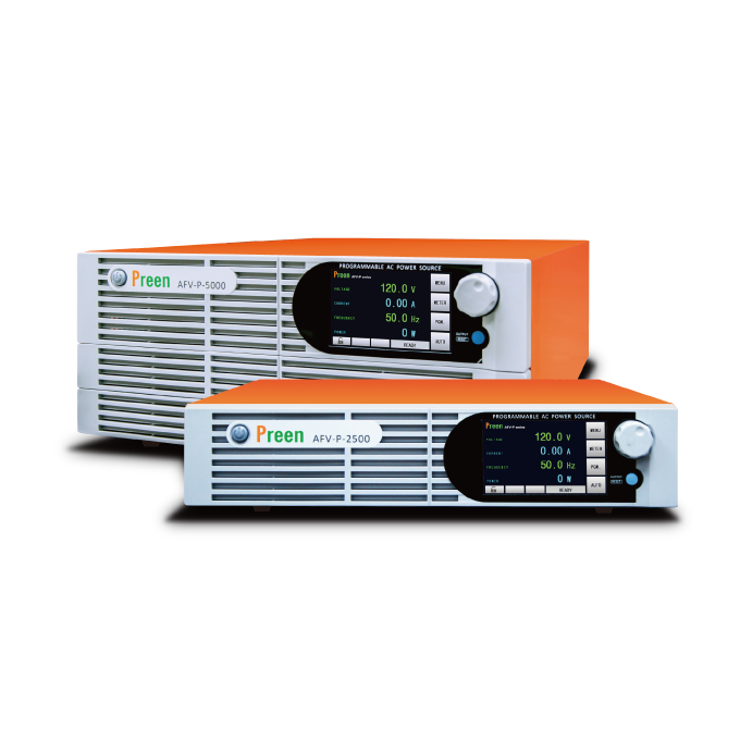 High Performance Programmable AC Power Source